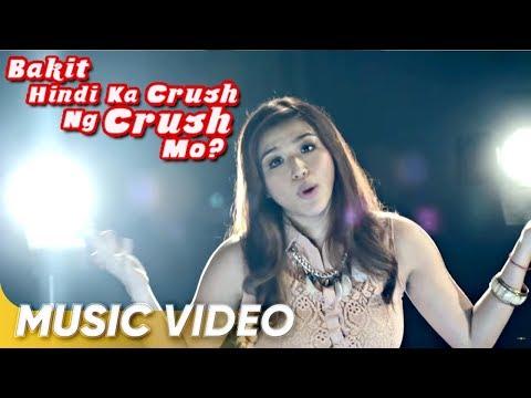 Video Official Music Video | 'Bakit Hindi Ka Crush Ng Crush Mo' by Zia Quizon download in MP3, 3GP, MP4, WEBM, AVI, FLV January 2017