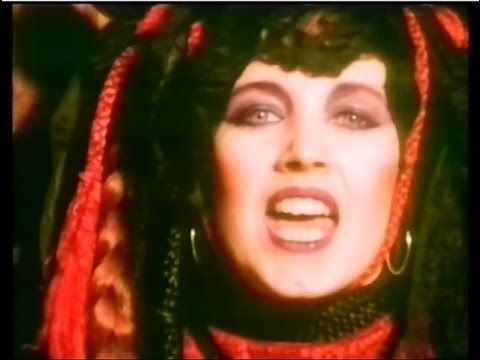 Lene Lovich: Bird Song (1979, from the album 'Flex' ...