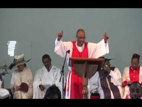The Word Bishop Malcom Ames