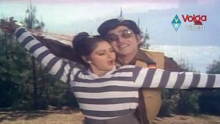 Buchi Babu Songs - Chandamama - Akkineni Nageshwara Rao, Jayapradha