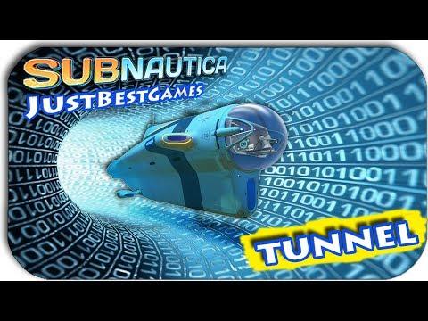 Subnautica - НОВЫЙ ТУННЕЛЬ ДЛЯ ЦИКЛОПА (видео)
