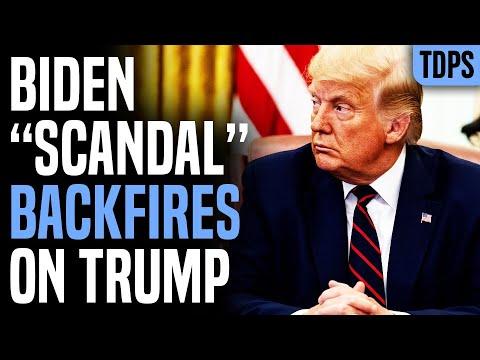 "Trump's ""October Surprise"" Backfiring Spectacularly"