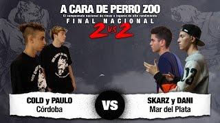 (Córdoba) COLD y PAULO vs SKARZ y DANI (Mar del Plata)TIENDA SUDAMETRICA:https://www.facebook.com/TiendaSudametricaOficial⬇ NUESTRO MERCADO LIBRE ⬇▲ Mercado Libre: https://eshops.mercadolibre.com.ar/SUDAMETRICAORIGINAL⬇ SEGUÍNOS EN TODAS NUESTRAS REDES SOCIALES ⬇🎥 YouTube: https://www.youtube.com/sudametrica👍 Facebook: https://www.facebook.com/sudametrica1original💻 Página Web: https://www.sudametrica.com 📷 Instagram: https://www.instagram.com/sudametrica
