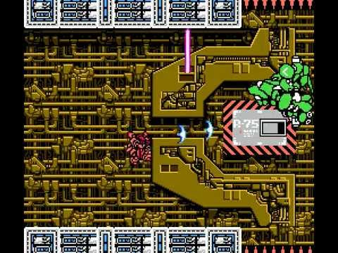 NES Longplay [398] Metal Storm