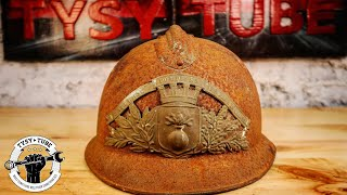 Video 1920 Firefighter Helmet Restoration MP3, 3GP, MP4, WEBM, AVI, FLV Januari 2019