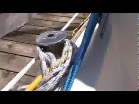 Sportech Sails Grampian 26 Dodger