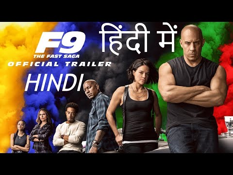 Fast and Furious 9 HINDI Trailer 2020