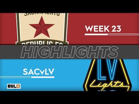Сакраменто Репаблик - Las Vegas Lights 0:0. Видеообзор матча 08.08.2019. Видео голов и опасных моментов игры