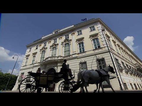 Wladimir Putin weilt zum Arbeitsbesuch in Wien