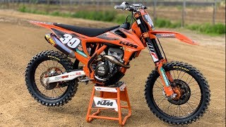 5. Extreme 2019 KTM 250SXF Build - Motocross Action Magazine