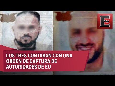 Detienen en la CDMX a tres extranjeros relacionados con terrorismo