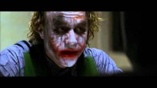 Prison Scene Batman Vs Joker The Dark Knight HQ