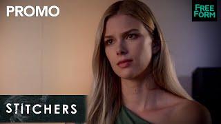 "Stitchers   Season 3 Episode 6 Promo: ""The Gremlin And The Fixer""   Freeform"