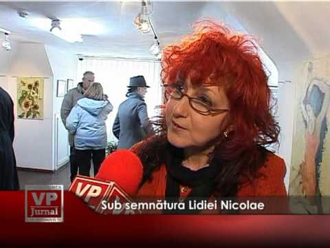 Sub semnătura Lidiei Nicolae