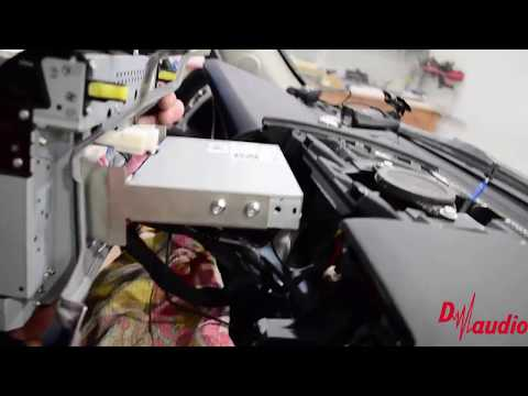 Мультимедийный навигационный блок Navitouch NT3355 для Toyota Land Cruiser 200