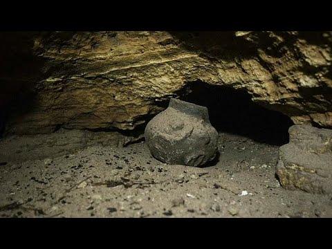 Mexiko: Maya-Sensationsfunde - Balamkú-Grab geöffnet