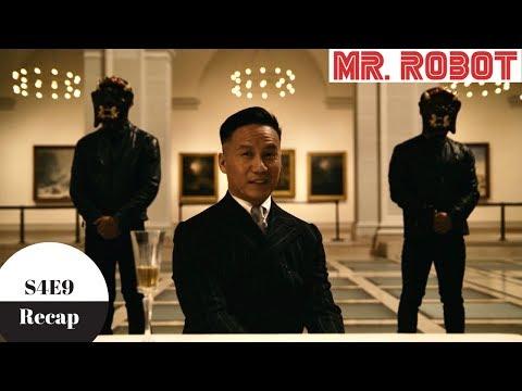 Mr Robot - Season 4 Episode 9 Recap - Spoilers