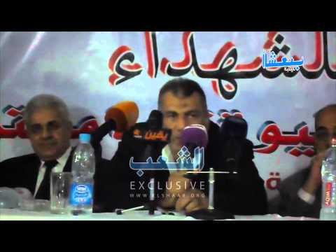 """والد الشهيد جيكا: """"الثورة المصرية في السجن"""""""