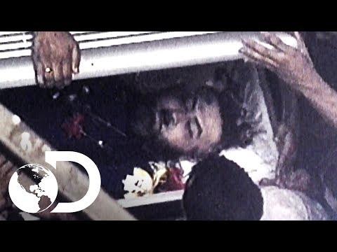 A caída de Pablo Escobar  | Los Tiempos de Pablo | Discovery Brasil