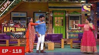 Bharti's Grand Entrance - The Kapil Sharma Show - 2nd July, 2017