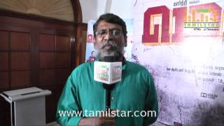 Jayaram at Madras Movie Success Meet