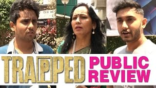 Nonton Trapped Movie Public Review   Rajkumar Rao   Movie Review   2017 Film Subtitle Indonesia Streaming Movie Download