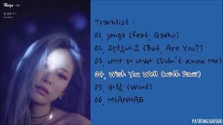 [Full Album] 헤이즈 (Heize) - Wish & Wind