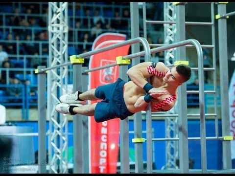 Street - Street Workout World Cup Super Finale 2013 (Moscow, Russia) In 2013 8 world cups were held across the world. 4 winners of each world cup were brought out to ...