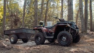 1. Full REVIEW: 2017 Polaris Sportsman 450 H.O. Utility Edition