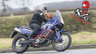 10. THE GRIFFISS - 10mins On 2013 KTM 990 Adventure