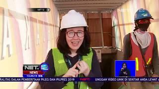 Video Melihat Progres Pembangunan MRT di Jakarta yang Akan Beroperasi Pada Maret 2019   NET12 MP3, 3GP, MP4, WEBM, AVI, FLV Oktober 2018