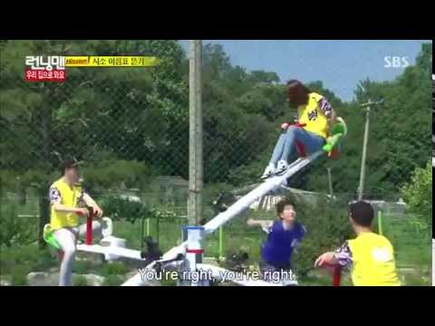 Running Man Cute Funny Moment