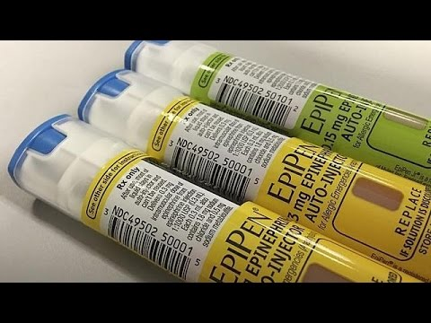 Εκπτώσεις στο EpiPen μετά την κατακραυγή για την τιμή του και την παρέμβαση Κλίντον – economy