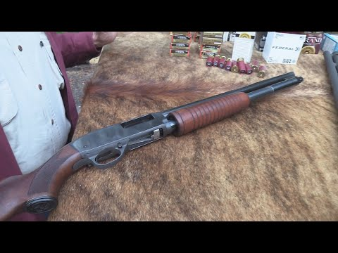 High Standard K-1200 RIOT Shotgun