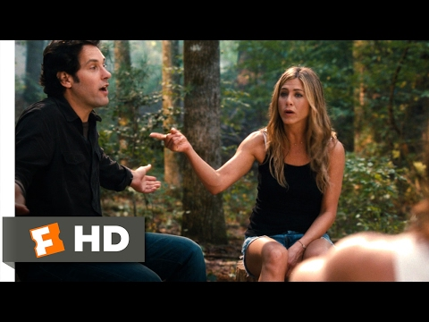 Wanderlust (2012) -  Truth Circle Scene (6/10) | Movieclips