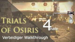 Defender Makellos Walkthrough #4 Der Brennende Schrein