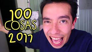 100 COSAS QUE HICE EN EL 2017 - Ami Rodriguez