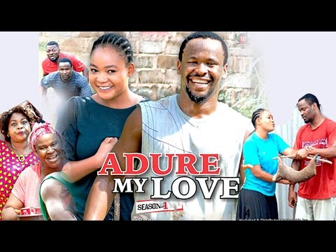 2017 Latest Nigerian Nollywood Movies - Adure My Love 1