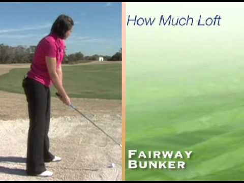 Improve Your Fairway Bunker Shots At Our Florida Golf Schools
