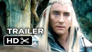 Nonton The Hobbit  The Battle Of The Five Armies Official Trailer  1  2014    Peter Jackson Movie Hd Film Subtitle Indonesia Streaming Movie Download