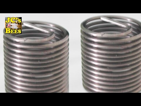 Fixing Stripped Threads With Helicoils / How To Install Thread Inserts