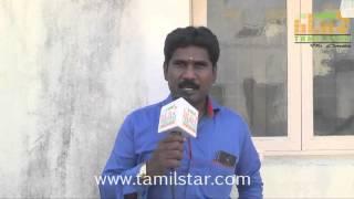 Giriraja Prasad at Endrume Aanandham Team Interview