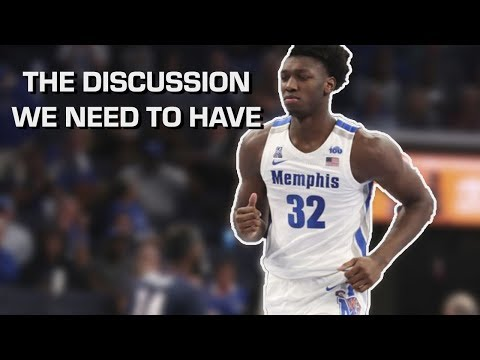 How the James Wiseman Suspension Will CHANGE The NCAA | General Admission News