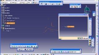 Basics part IV - Catia v5 Training - Axis systems