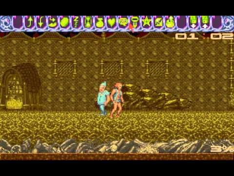 Amiga: Beastlord (Part 1 of 4)