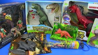 Video DINOSAURS TOYS FOR KIDS ! Dinosaurs Jurassic World T-Rex,Dragon ..video for kids MP3, 3GP, MP4, WEBM, AVI, FLV Februari 2019