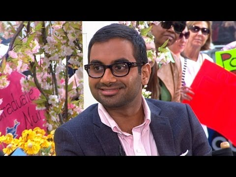 Aziz Ansari Interview 2013: Comedian on 'Epic,' First Celebrity Crush