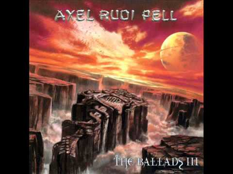 Axel Rudi Pell - Forever  Angel (acoustique)