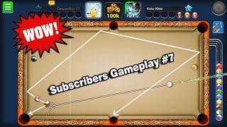 8 Ball Pool Subscribers Gameplay #7 indirect/TrickshotsWelcome To My Channel Deepak8bp or Deepak 8 Ball PoolMy Social Profiles:Skype: iloveiphone07Kik: deepak8bpFb: https://www.facebook.com/deepak8bpTwitter : @deepak8ballpool+++++++++++++++++++++++++++++Willing to support my channel, Kindly Donate here:https://www.paypal.me/deepak8ballpoolYou GUYS ARE AMAZING!!!💜Music used :intro Song : Borgore & Sikdope - Unicorn Zombie Apocalypse (Xavi Fabregas Remix)Jabi - Moki  ♫ Copyright Free MusicLensko - Circles (JJD Remix) [Copyright Free Music]TAGS:Deepak8BallPool deepak8bp
