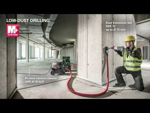 The new Metabo Multi-Hammers in the 2 kg class (English)